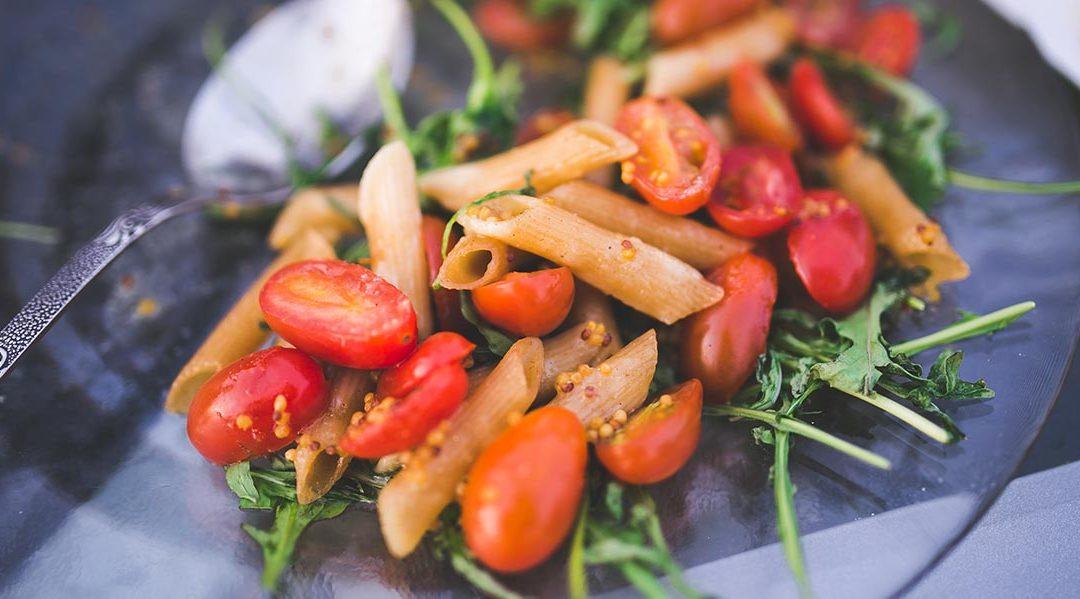 Pastasalade met zalm – Hier het recept!