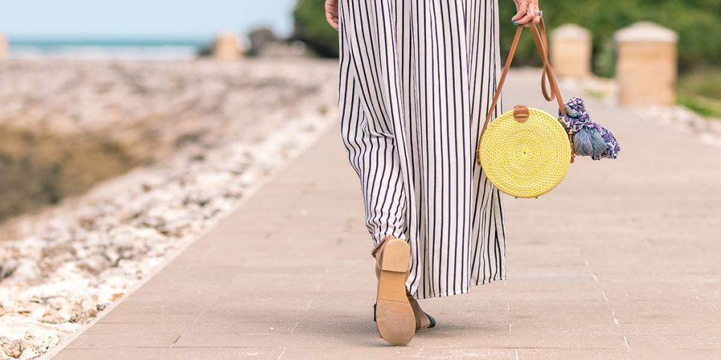 Stress verminderen door wandelen