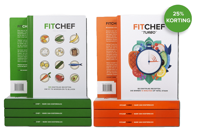 Fitchef Combideal 25% korting