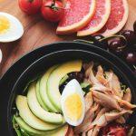 leuke recepten kip shoarma bowl
